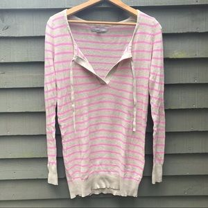 Old Navy Lightweight Striped Sweater